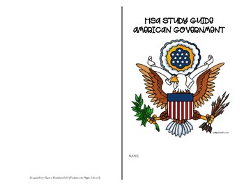 Maryland Government HSA Study Guide