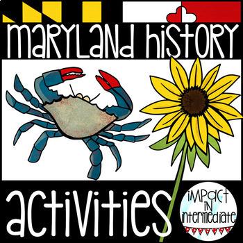 Maryland History Activity Pack