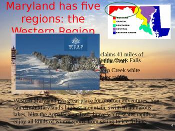 Maryland History - Part I