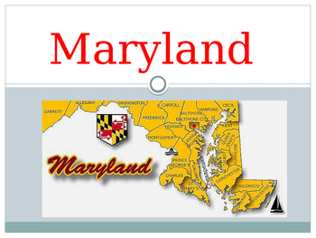 Maryland PowerPoint