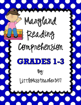 Maryland Reading Comprehension