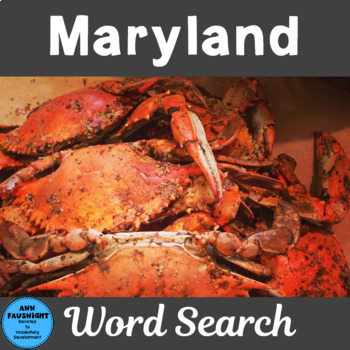 Maryland Search and Find
