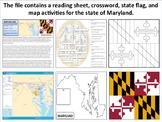 Maryland - State Activity Set
