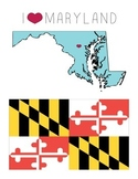 MARYLAND FACTS UNIT (GRADES 3 - 5)