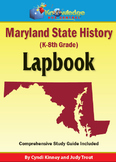 Maryland State History Lapbook