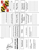 Maryland State History Pushbook