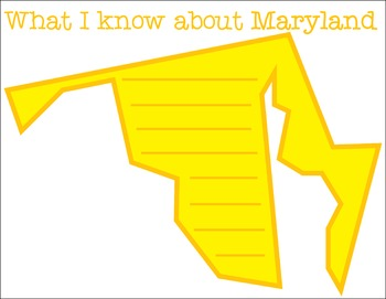 Maryland State Pack