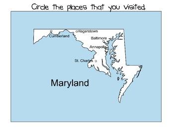 Maryland Travel Journal