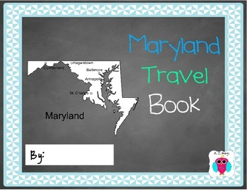 Maryland Travel Journal