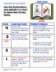 Marzano Aligned Common Core ELA RI Performance Scales 1st Grade