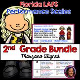 Marzano Aligned Florida LAFS Bundle Performance Scales Gr.2