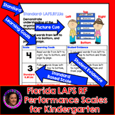 Marzano Aligned Florida LAFS RF Performance Scales Grade K