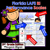 Marzano Aligned Florida LAFS RI Performance Scales 2nd Grade