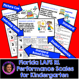 Marzano Aligned Florida LAFS RL Performance Scales Grade K