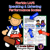 Marzano Aligned Florida LAFS SL Performance Scales 1st Grade