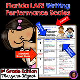 Marzano Aligned Florida LAFS Writing Performance Scales 1st Grade