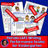 Marzano Aligned Florida LAFS Writing Performance Scales Grade K
