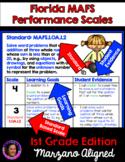 Marzano Aligned Florida MAFS Performance Scales Gr.1