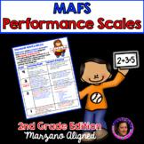 Marzano Aligned Florida MAFS Performance Scales Gr.2