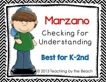 Marzano Checking for Understanding