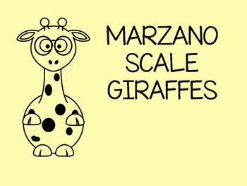 Marzano Giraffes