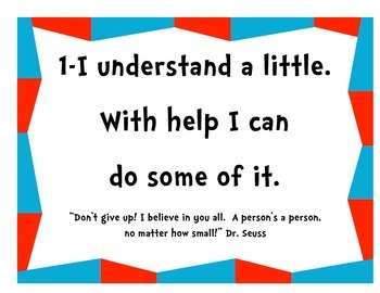 Marzano Inspired by Dr. Seuss