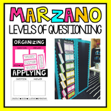 Marzano Levels of Questioning
