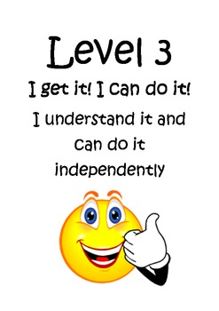 Marzano Levels of Understanding