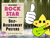 Self-Assessment Posters ROCK STAR