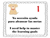 Marzano Levels of Understanding in Spanish and English