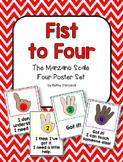 Marzano Scale (Fist to Four) Student Feedback Posters and Bookmarks