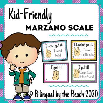 Marzano Scale Kid-Friendly