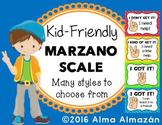 Marzano Scale Kid Friendly More Styles