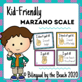 Marzano Scale Kid-Friendly to ✔ Check for Understanding