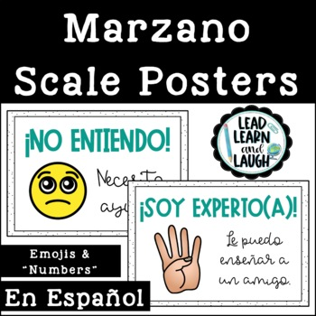 Marzano Scale - Spanish