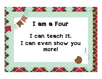 Marzano Student Levels - Cookie Theme