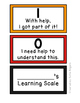 Learning Scale Self-Assessment Rings