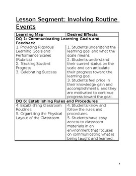 Marzano Teacher Binder PREVIEW