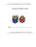 Marzano Vocabulary Packet