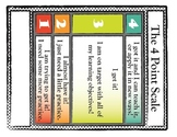 Marzano - based 4 point rubrics for the Visual Arts K-12.