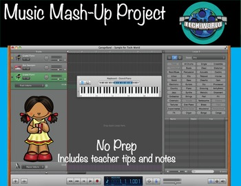 Music Mash-Up Project