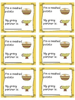 Mashed Potatoes and Gravy Partners