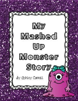 Mashed Up Monster Story