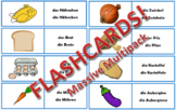 Massive German Flashcards Bundle - 400+ flashcards!