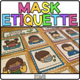 Mask Etiquette Sort | Wearing a Mask