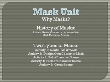 Mask Unit