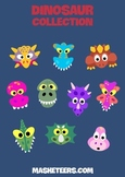 Masketeers Printable Dinosaur Masks Collection