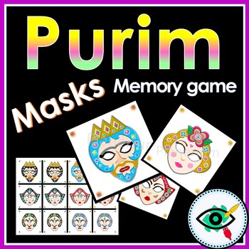Masks memory game