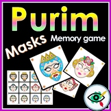 Masks memory game