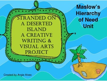Maslow's Hierarchy of Needs & Stranded on a Deserted Island Project